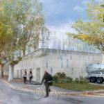 Une centrale de secours pour le CHU signée A+ Architecture