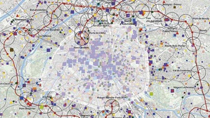 Le TRES GRAND PARIS est un dessein autant qu'un dessin