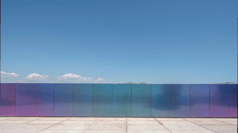 Olivier Mosset – Untitled