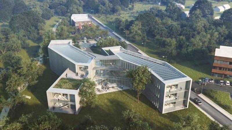 A Orléans, AFAA construit pour le groupe SHAM
