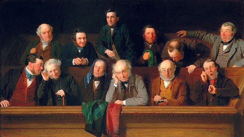 Les jurys de courtoisie, trop polis pour être sincères