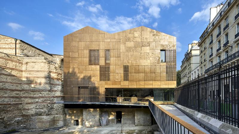 Le Musée de Cluny entre délicatement dans le XXIe siècle