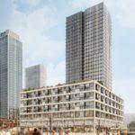 Un nouveau gratte-ciel sur l'Alexanderplatz, par Sauerbruch Hutton