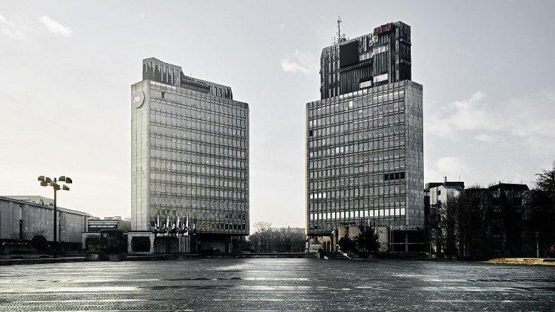 Vers une utopie concrète: l'architecture en Yougoslavie, 1948-1980