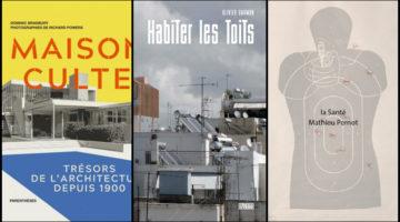 Livres – Trésors de l'architecture depuis 1900
