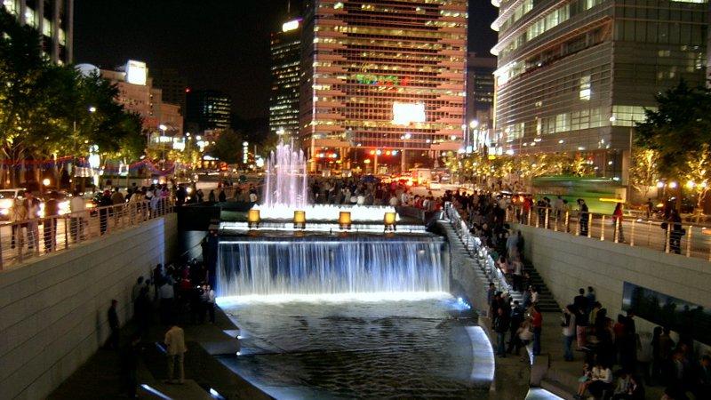 Quitte à Réinventer la ville, Séoul 'Super Ground Living infrastructure'