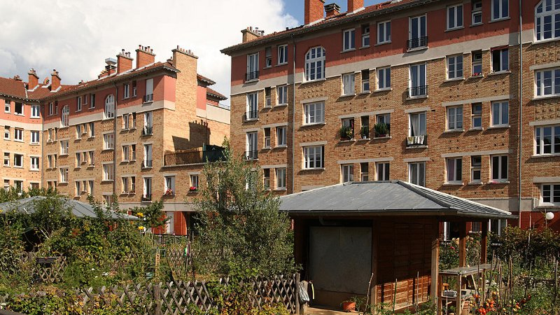 Les cités-jardins d'Ile-de-France : une certaine idée du bonheur