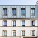 L'envers du décor d'un toit parisien, par WY-TO
