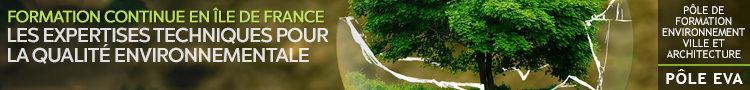 Pole formation Île de France - Expertises techniques pour la qualité environnementale