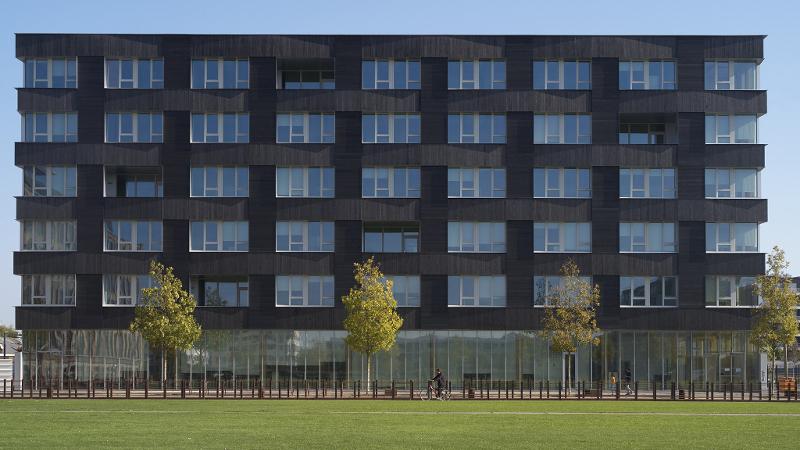 13 bâtiments lauréats BBCA (Label Bâtiment Bas Carbone)