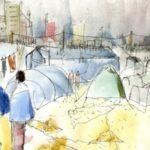 Naissance d'une ville – La jungle de Calais