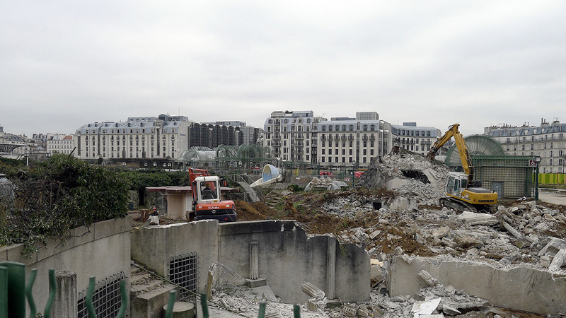 Vous n'en avez pas marre… du mouvement anti-70 déchaîné à Paris ?