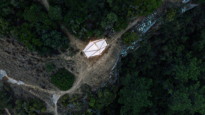 A Home is not a Hole, par Didier Faustino