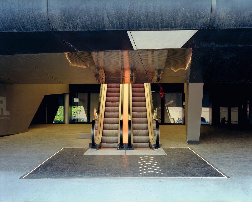 Paysages d architecture une promenade à issy par raymond depardon