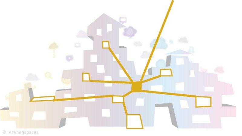 N-spaces : combinaison d'intelligences numériques et humaines