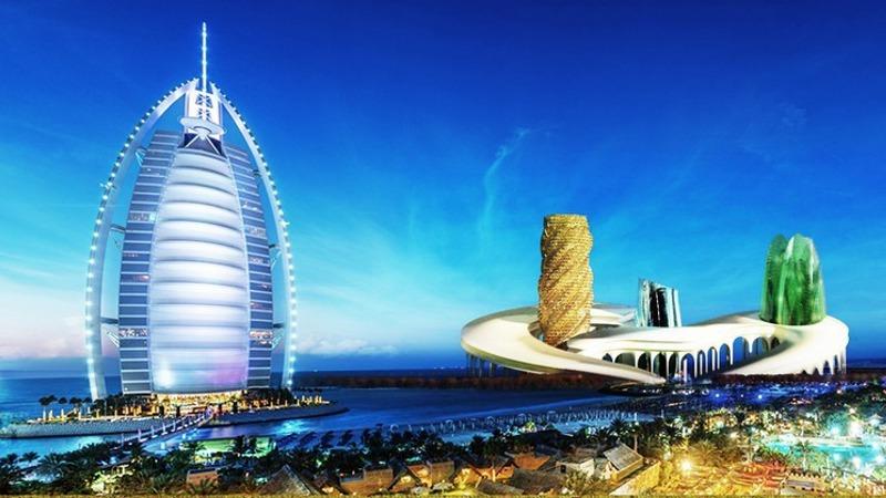 Rien n'empêche de tenter sa chance, HKA a tenté la sienne à Dubaï