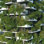 Les Forêts verticales de l'architecte Stefano Boeri