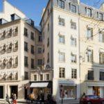 Haute couture rue Cambon à Paris 1er pour Jean-Paul Viguier