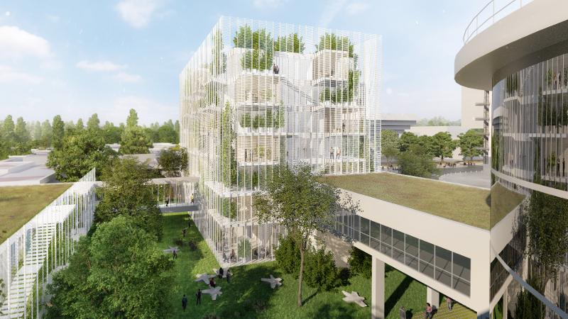 Campus ESSEC 2020, dans une traduction signée Architecture-Studio