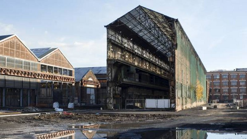 Appel à projets - Ecoquartier de Fives-Cail à Lille