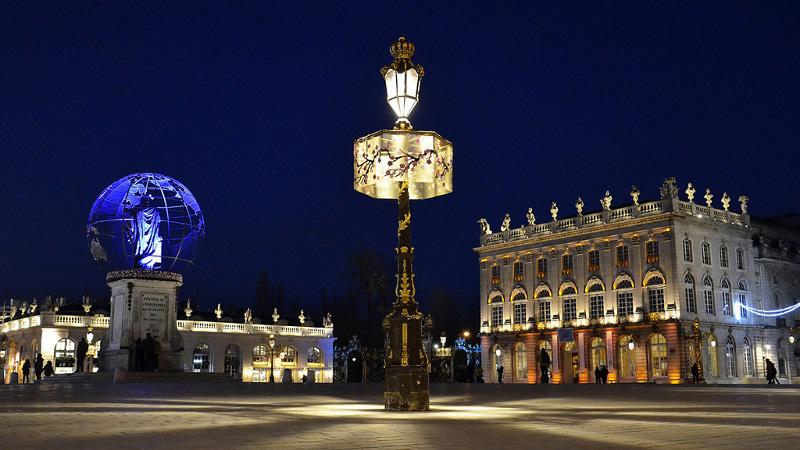 Vers la renaissance architecturale de Nancy