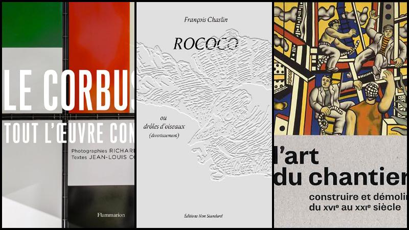 Livres : De Corbu au Corbeau, tout un chantier
