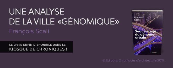Achetez le livre : Séquençage du génome urbain