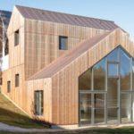 Centre de loisirs Simone Veil, mission complétée par Scheubel + Genty