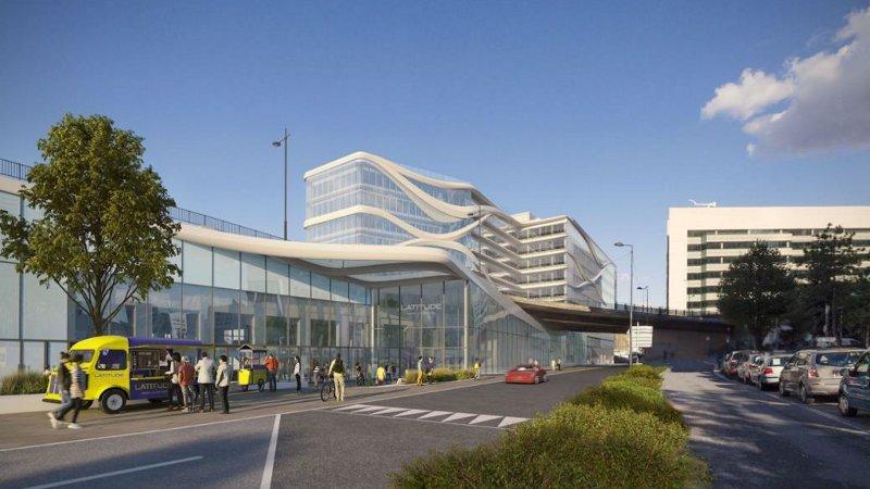 GCI donne toute Latitude à STUDIOS Architecture à La Défense