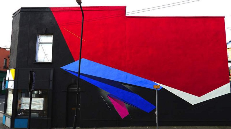 GRAFFUTURISM, à La Défense