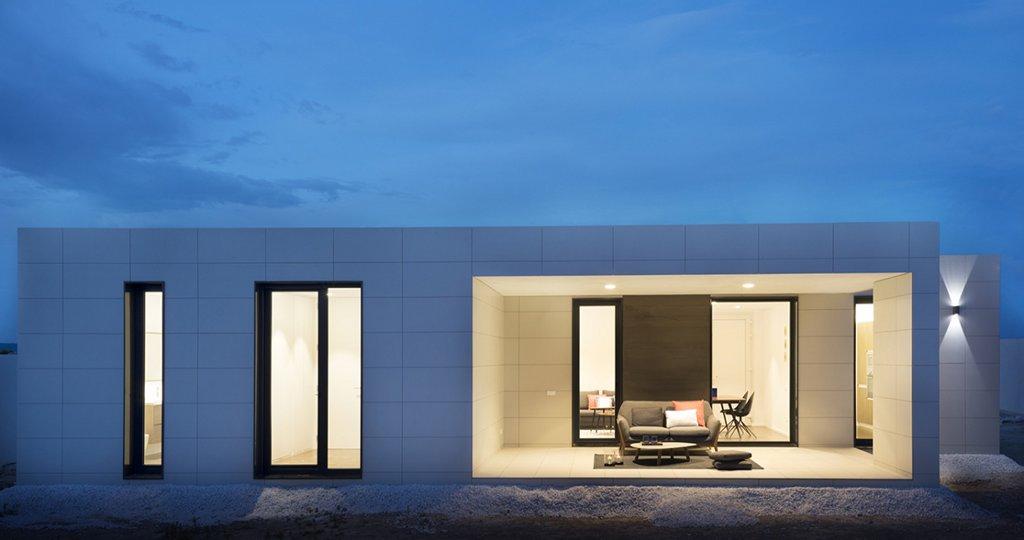 Casas Inhaus La Maison Darchitecte Sur Catalogue