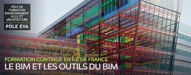 Pole Formation Ile de France | Le BIM et les outils du BIM