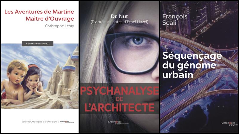 Livres : psychanalyse du génome de Martine