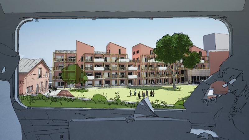 Au MIPIM, Toulouse dessiné pour l'hiver, et l'été