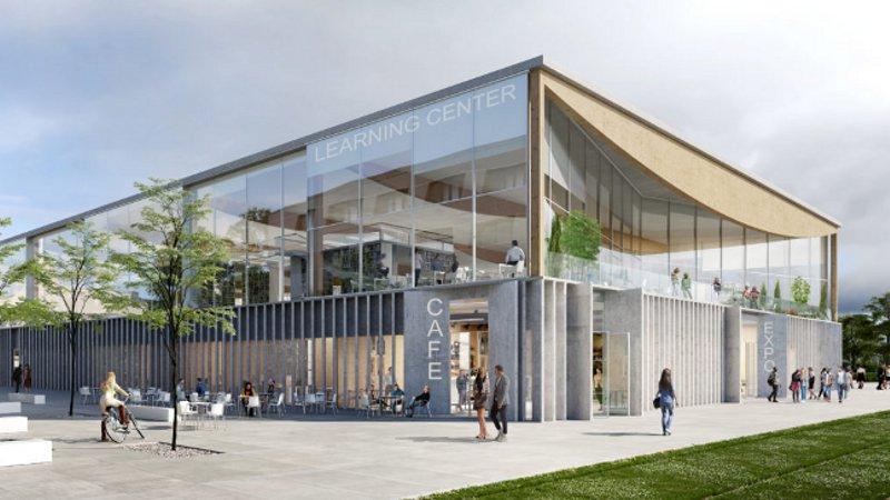 Campus Porte des Alpes, un Learning Centre ALA finlandaise