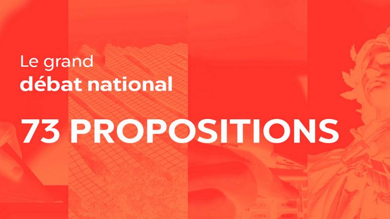 73 propositions pour l'architecture des territoires et des villes