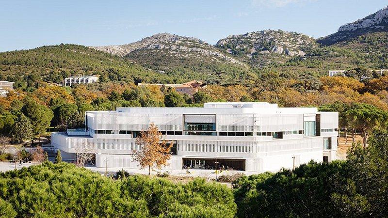 L'architecture de l'Hexagone est à Marseille, signée Rémy Marciano