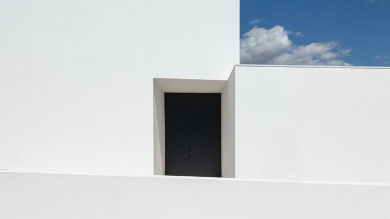 La maison de Gafarim, un monolithe du Nord, par Tiago do Vale