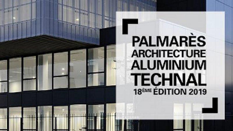 18ème édition du palmarès architecture Technal