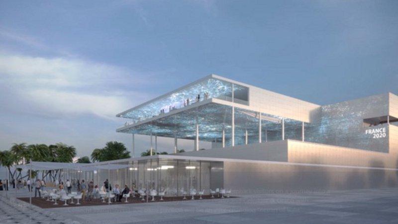 Dubaï 2020 – Le pavillon français
