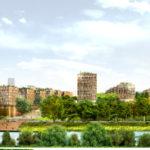 Village olympique : le projet de Dominique Perrault