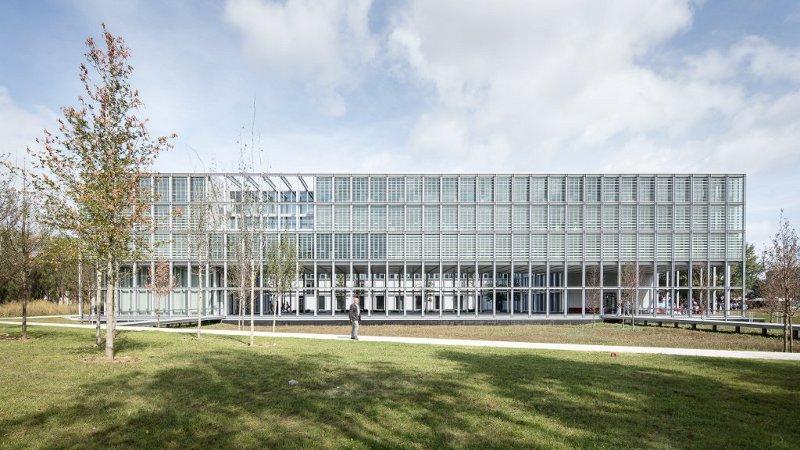 Envie d'apprendre ? ENSAE ParisTech – Campus Paris-Saclay, par CAB