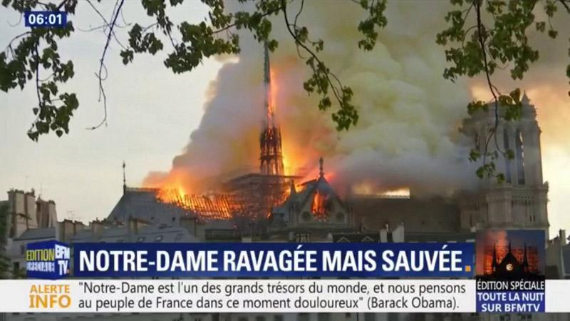 Concours de circonstances ? Confiez Notre-Dame à Jean Nouvel !