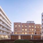 Pour donner du sens à l'espace public, logements sociaux selon MAO