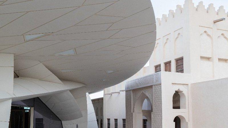 Au Qatar, une rose sans épine signée Jean Nouvel