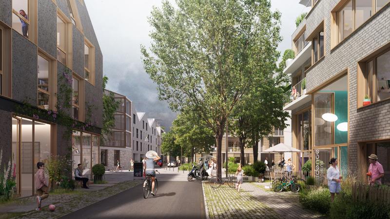 Ile de Nantes - Un nouveau quartier République ambitieux !