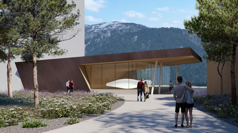 A Andermatt, Studio Seilern réinterprète la salle des fêtes