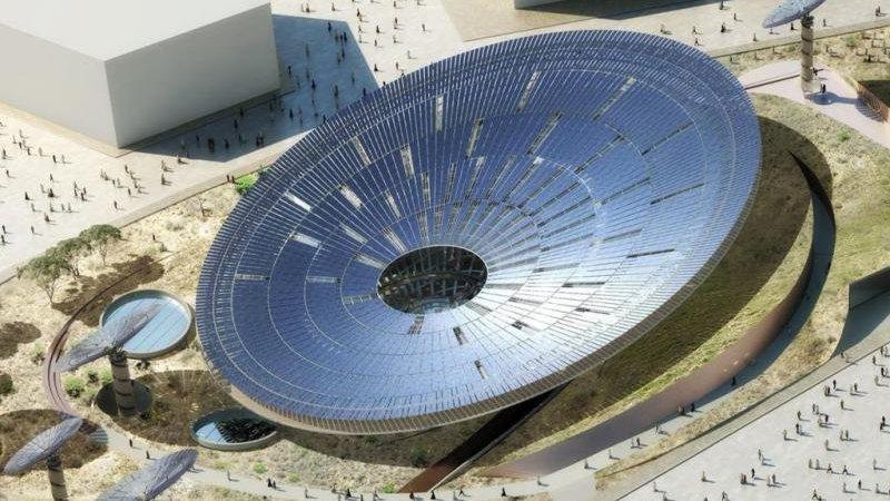 Un pavillon européen à Dubaï 2020, voyage en terre inconnue