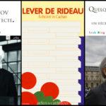 Livres : Lever de rideau, quelques mots sur l'architecture et le futur