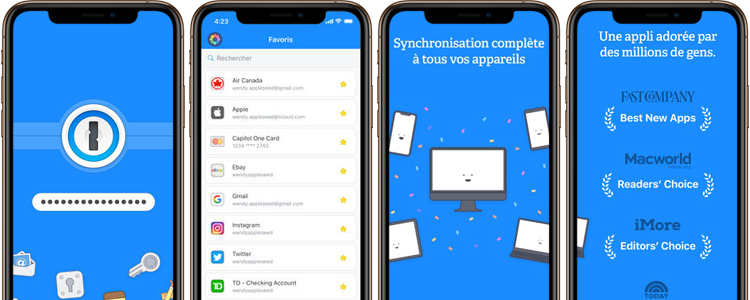 Top 10 des applications mobiles
